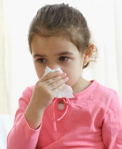 Причины и лечение аллергии у детей