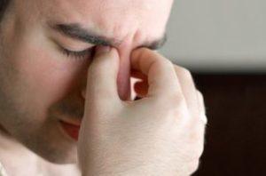 Симптомы и причины проявления кератита глаз