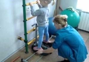Диагностика и лечение детского церебрального паралича