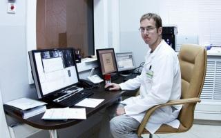 Порядок и процедура проведения магнитно-резонансной томографии.