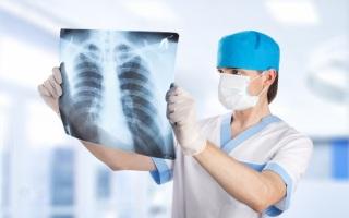 Подготовка и проведение рентгена.
