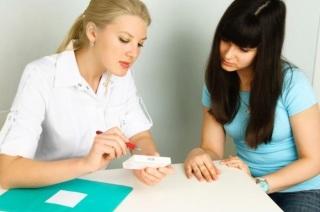 Причины проявления аменории у женщин.