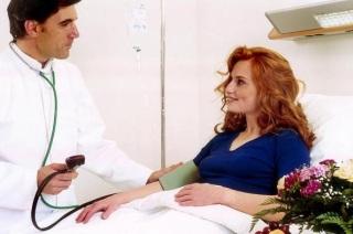 Диагностика при фолликулярной кисте яичника.