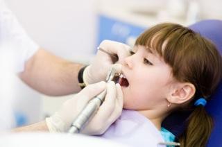 Лечение гингивита у детей.