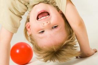 Советы психолога при большой активности ребенка.