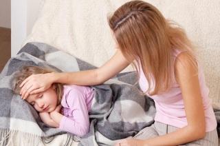 Категории риска детей подвержанных к простудным заболеваниям.