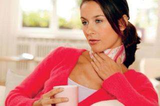 Диагностика и лечение тонзиллита при беременности.