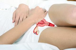 Симптомы проявления болезни у женщин.