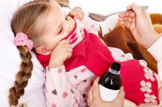 Лечение и неотложная помощь при ложном крупе у детей.