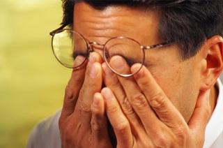 Причины проявления заболевания глаз.