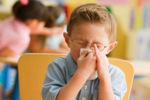 Причины провления гайморита у детей.