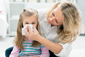 Симптомы и лечение гайморите у ребенка.